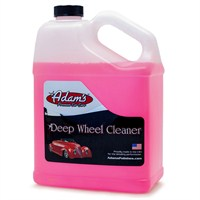 Adam's Polishes Deep Wheel Cleaner - Jant Kir Sökücü Sıvı 3.78 L