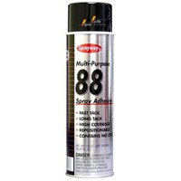 Sprayway FASTTACK Güçlü Hızlı Şeffaf Yapıştırıcı Sprey 09S027