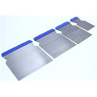 MxS Macun Uygulama Çelik 4 lü Set Küreği 102792