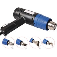 MxS 600 Derece 4 Uçlu Cam Filmi Elektrikli Fön Makinası 102905