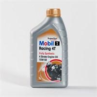 Mobil 1 Racing 4T 15W-50 1lt Gelişmiş 4 Mevsim Sentetik 4 Zamanlı Motosiklet Motor Yağı
