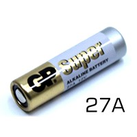 GP 27A Kod Kumanda Pili 103361
