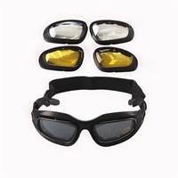 Tex G8005 UV Özellikli ve CE Sertifikalı Gözlük