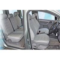 Z tech Volkswagen Jetta gri renk Araca özel Oto Koltuk Kılıfı