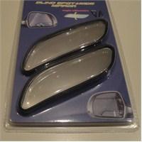 Dreamcar Kör Nokta Aynası Oynar İkili Siyah 124 mm x 36 mm 2300901