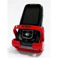 Sport2 Kırmızı Cep Telefonu Tutacağı
