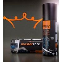 MasterCare Sökülebilir Kauçuk Boya 0090 Şeffaf 103489