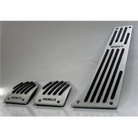 Monza 8509 (Bmw,Mercedes,VW) Araçlarına özel Düz Vites Spor Pedal Seti