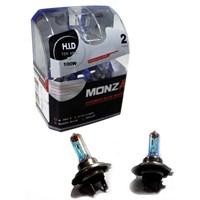 Monza Cosmos Blue White H1 4750K Xenon Tip Ampul Seti