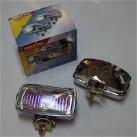 Maxtel 164x88mm Dikdörtgen Rainbow Lens Sis Farı Tk. JF105CL