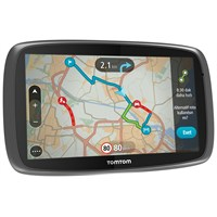 "Tomtom Go 610 6"" Ekranlı Trafikli + Dünya Haritalı Navigasyon Cihazı"