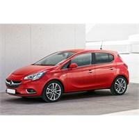S-Dizayn Opel Corsa E Krom Cam Çıtası 6 Prç. P.Çelik 2015 ve Üzeri