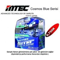 MTEC Cosmos Blue White H7 Xenon Tip Ampül Seti 5700