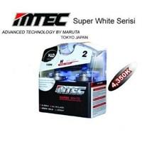 MTEC Süper White H27(880) Xenon Tip Ampül Seti 5696