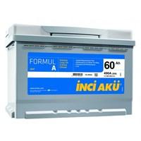 İnci Akü Formul A Asia 12V 105Ah 820CCA