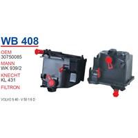 Wunder VOLVO V50 1.6 D Mazot Filtresi OEM NO:30750085