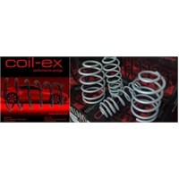 Coil-ex Ford Focus 1 98/05 arası 40mm Spor Yay Seti