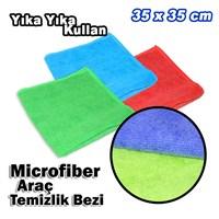 AutoCet Microfiber Havlu Araç Temizlik Bezi (11688)