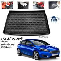 Ford Focus 4 Hb Bagaj Havuzu Kalın Stepne 2015