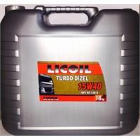 Licoil 15W40 16 LT Bidon Motor Yağı