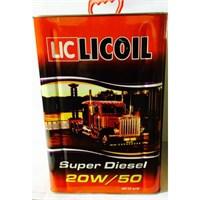 Licoil 20W50 16 LT Teneke Motor Yağı
