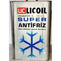 Licoil Antifiriz 16 KG -37 Derece Teneke (ORGANİK KIRMIZI)