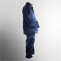 Xrider 1130 Polyester Reflektörlü Su Geçirmez Yağmurluk - 3 Beden