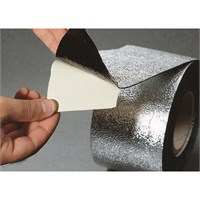 Btm Bitüself Oto Ses Yalıtım Bantı 10 Cm X 10 Metre Aluminyum