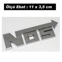 AutoCet NOS Arma Sticker (11743)