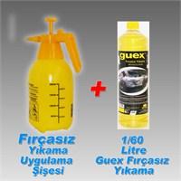 Guex 1/60 Konsantreli Fırçasız Yıkama + Uygulama Şişesi(11751)