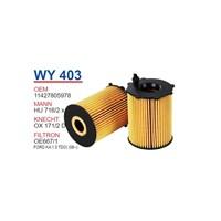 Wunder Ford Focus 1.4 - 1.6 Tdcı Yağ Filtresi Oem No: 11427805978