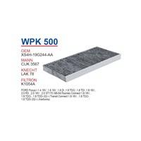 Wunder Ford Connect Karbonlu Polen Filtresi Oem No: Xs4h - 19G244 - Aa