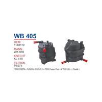 Wunder Ford Fusion 1.4 Tdcı Mazot Filtresi Oem No: 1148119