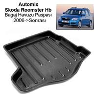 Automix Skoda Roomster Hb Bagaj Havuzu Paspası 2006->Sonrası