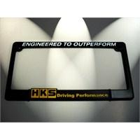 Hks Logo Kare Plakalık Sarı 14433