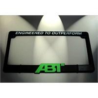 Abt Logo Kare Plakalık Yeşil 14431
