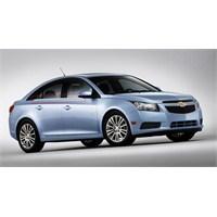 Chevrolet Cruze Krom Cam Çıtası Takımı