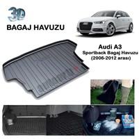Autoarti Audi A3 Sportback Bagaj Havuzu 2006/ 2012-9007513