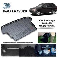 Autoarti Kia Sportage Bagaj Havuzu 2005/2009-9007621