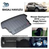 Autoarti Nissan Qashqai+2 Bagaj Havuzu-9007634