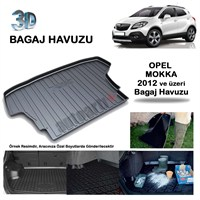 Autoarti Opel Mokka Bagaj Havuzu-9007648