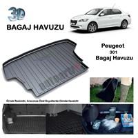 Autoarti Peugeot 301 Sedan Bagaj Havuzu-9007658