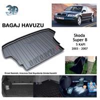 Autoarti Skoda Superb Bagaj Havuzu 2003/2007-9007709