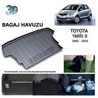 Autoarti Toyota Yaris Iı Bagaj Havuzu-9007727