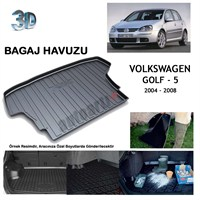 Autoarti Volkswagen Golf 5 Bagaj Havuzu-9007732