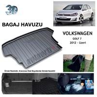 Autoarti Volkswagen Golf 7 Bagaj Havuzu-9007734