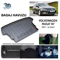 Autoarti Volkswagen Passat B7 Bagaj Havuzu-9007739