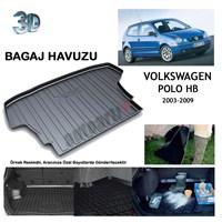 Autoarti Volkswagen Polo Bagaj Havuzu 2003/2009-9007740