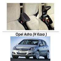 Bylizard Opel Astra H Kol Dayama Kolçak Siyah - Araca Özel