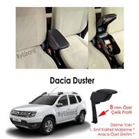 Bylizard Dacia Duster Kol Dayama Kolçak Siyah